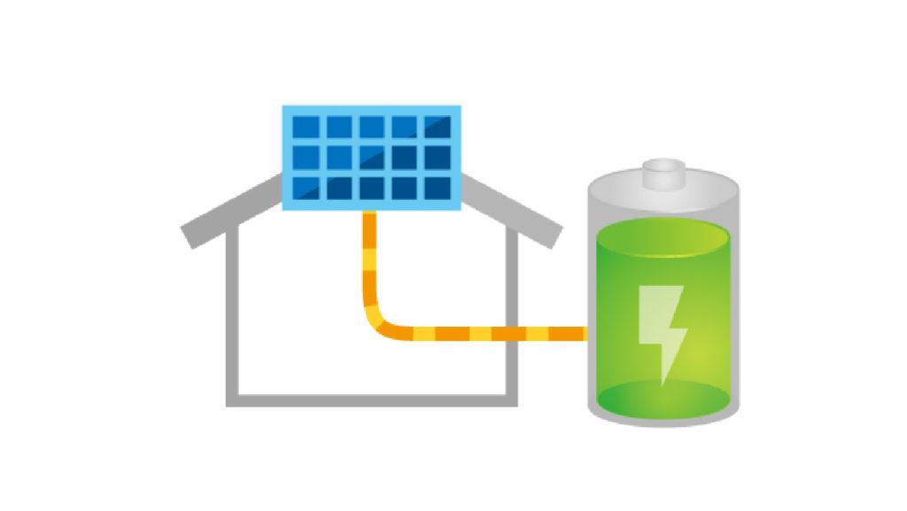 蓄電池を買うなら太陽光発電もセットで損しない?