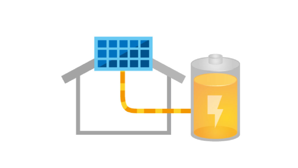 太陽光発電と蓄電池をセットで使うメリット